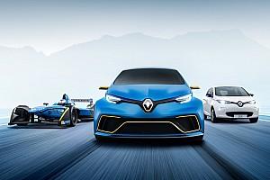 Auto Actualités Une Renault ZOE R.S. d'ici 2020?