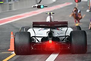 Formule 1 Actualités Les vibrations étranges des pneus Pirelli pourraient continuer à Monza