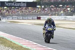 MotoGP Важливі новини Россі використовуватиме нове шасі Yamaha в Ассені