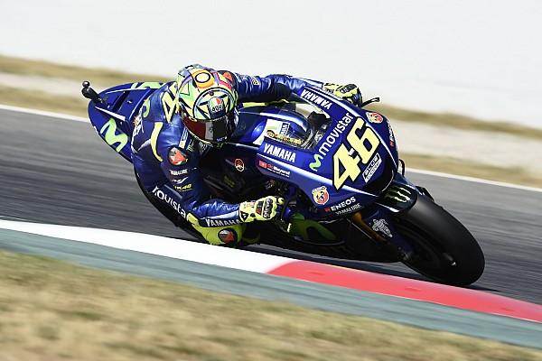 MotoGP News MotoGP 2017: Valentino Rossi und Yamaha setzen auf neuen Rahmen