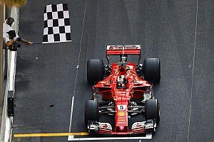 Vettel rompe el maleficio de Ferrari con Mónaco 16 años después