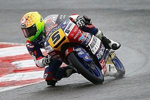 Moto3 Crónica de Carrera Fenati da una lección en mojado; Mir, 2º