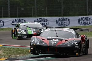 GT Italiano Ultime notizie Marco Cioci sale sulla Ferrari 488 dell'Easy Race al Mugello