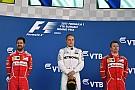 Formel 1 Alle Formel-1-Sieger des GP Russland in Sochi