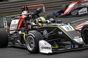 Евро Ф3 Отчет о гонке Норрис вырвал у Арона победу во второй гонке Ф3 на «Норисринге»