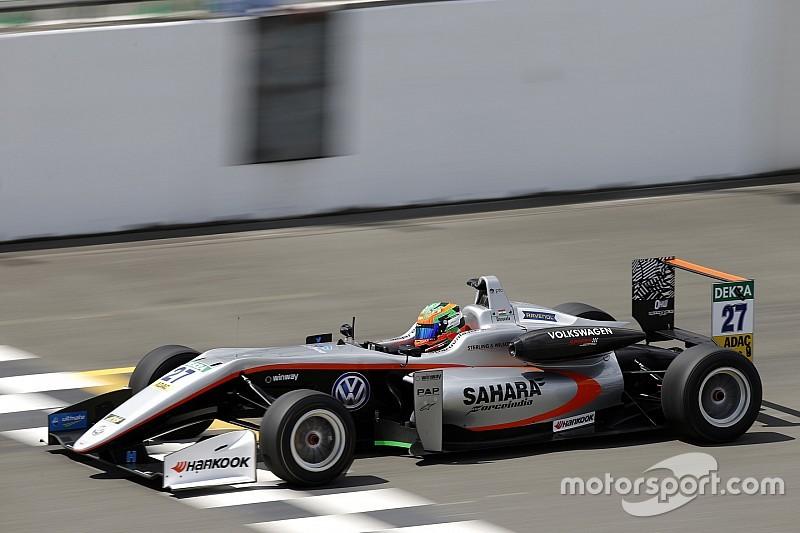 Mick Schumacher a 2. és 3. norisringi F3-as Eb-futamon is nullázott