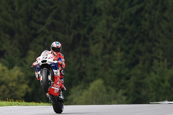 """MotoGP Noticias de última hora Petrucci: """"Con tantos problemas es muy difícil competir"""""""