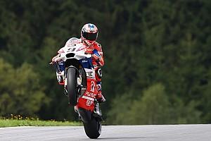 MotoGP Репортаж з практики Гран Прі Сан-Маріно: Петручі став лідером другої практики