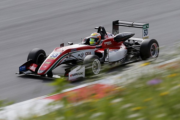 Ilott centra la vittoria in Gara 1 al Red Bull Ring. Lando Norris 4°
