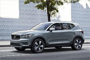 Automotive News Volvo XC40 2018 kaufen: Fotos, Info zu Marktstart, Preis, Motor