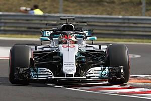 Formule 1 Actualités Le Halo de retour avec Mercedes lors des essais du Hungaroring