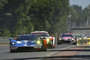 Le Mans Breaking news Final lap of Le Mans GTE battle
