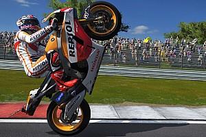 Virtual Special feature Evolusi Marc Marquez di video game