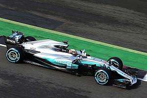Наживо: Презентація боліда Mercedes F1 2017
