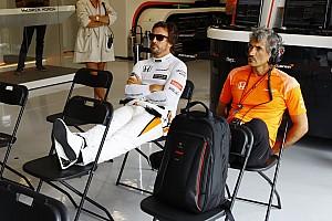 Renault y Williams ya tampoco son opciones para Fernando Alonso