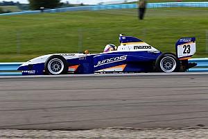 Pro Mazda Race report Watkins Glen Pro Mazda: Franzoni stretches lead over Martin
