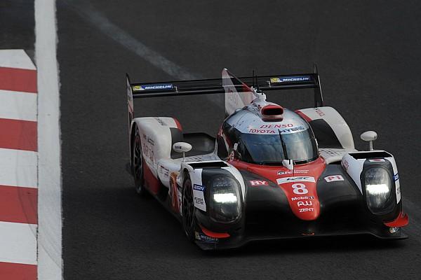 Toyota cambia su alineación para la carrera del WEC en Austin