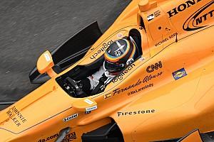IndyCar Özel Haber Alonso'nun Indy 500'de kullanacağı aracı keşfedelim