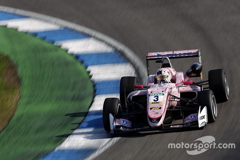 F3 Hockenheim: Günther sluit seizoen af met overtuigende zege
