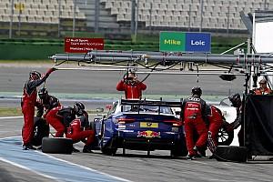 DTM Noticias de última hora Los nuevos pit stop del DTM