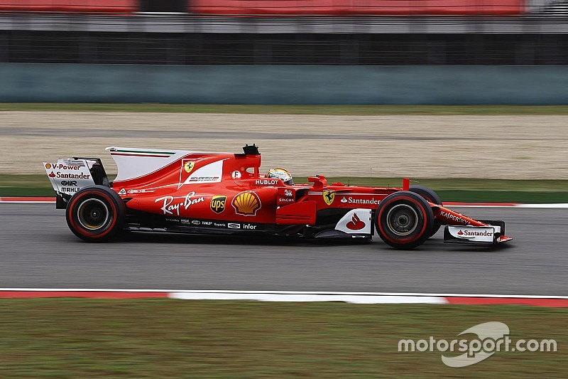 中国大奖赛FP3:法拉利力压梅赛德斯包揽前二名