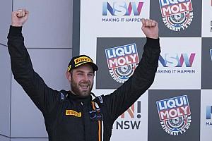 Endurance Breaking news McLaren names van Gisbergen in Sepang line-up