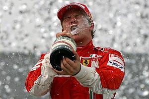 Typisch Räikkönen: Platz in der Ferrari-Historie kein großes Thema