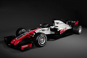 Haas presenteert eerste nieuwe Formule 1-bolide van 2018
