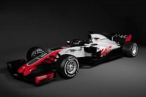 F1 Top List GALERÍA: así es el Haas F1 2018
