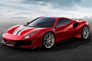 Automotive Breaking news Ferrari 488 Pista officially revealed with more power, less weight
