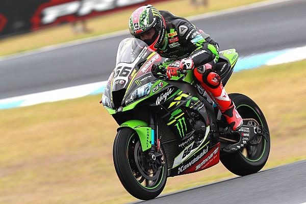 World Superbike Phillip Island WSBK: Sykes matches all-time pole tally