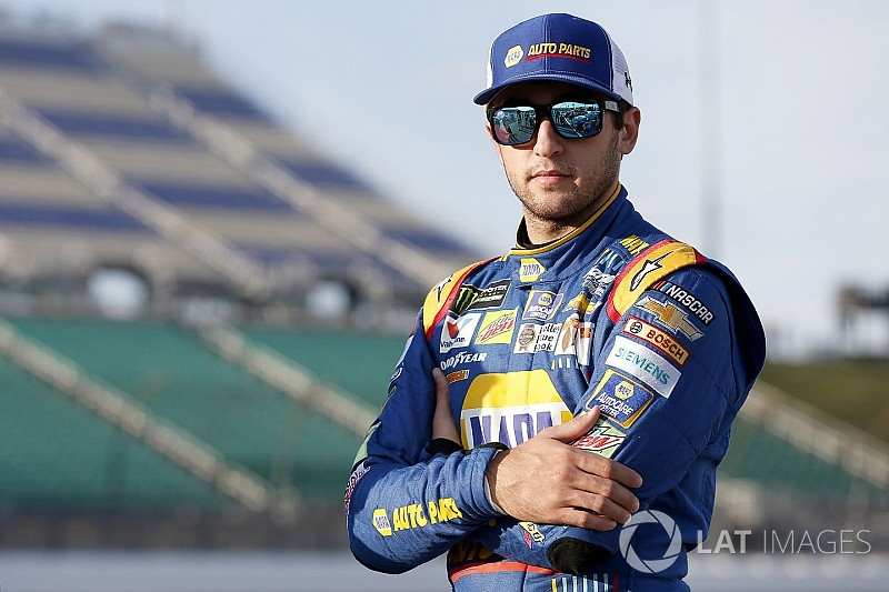 Chase Elliott hoping to celebrate first Cup win in new year