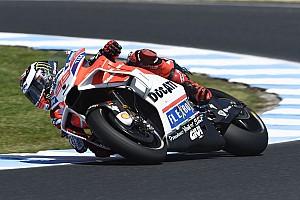 MotoGP Noticias de última hora Lorenzo pensó que sufriría un daño mayor por su caída