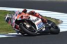 MotoGP Lorenzo pensó que sufriría un daño mayor por su caída