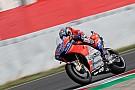 MotoGP Barcelona MotoGP: Dovizioso leads Rabat in warm-up