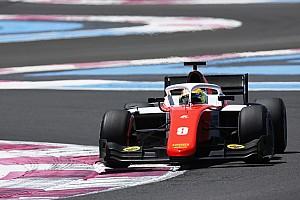 FIA F2 Breaking news Merhi loses Paul Ricard F2 podium finish