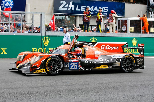 Le Mans Breaking news G-Drive, TDS Racing to appeal Le Mans disqualification