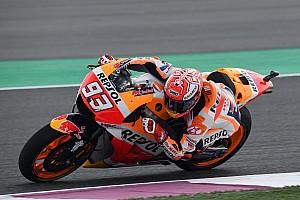 MotoGP Reaktion Marc Marquez:
