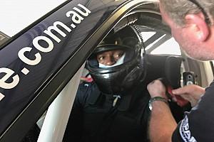 Porsche Breaking news Usain Bolt completes Porsche Carrera Cup test