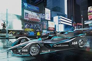 Формула E Новость Формула Е показала машину нового поколения