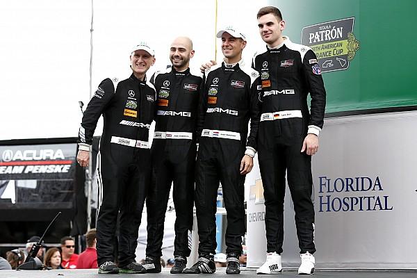 Stolz teamgenoot van Bleekemolen en Keating in 24 uur van Le Mans