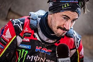 Dakar Últimas notícias Barreda abandona Rally Dakar