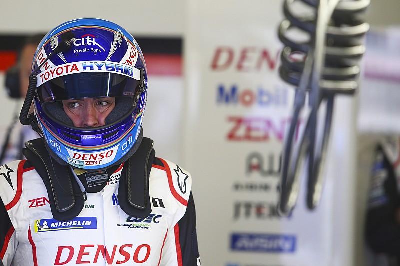 Alonso frusztrált, hogy előre tudja, hányadik lesz