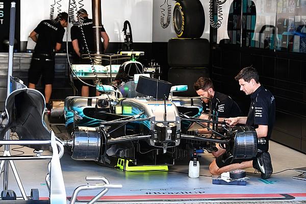 Fórmula 1 Análisis técnico: La temporada 2018 ya ha comenzado