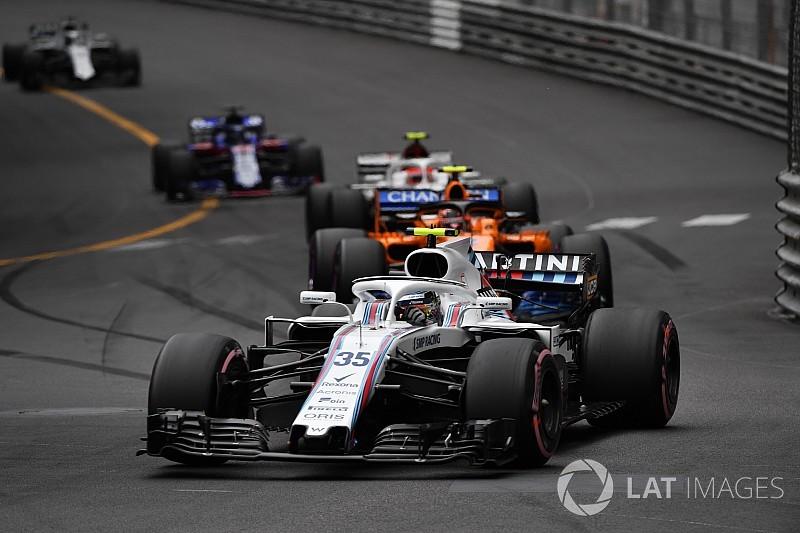 Sirotkin: Williams deixou pior momento de 2018 para trás