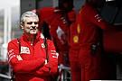 A Ferrari csapatfőnöke nem keres kifogásokat