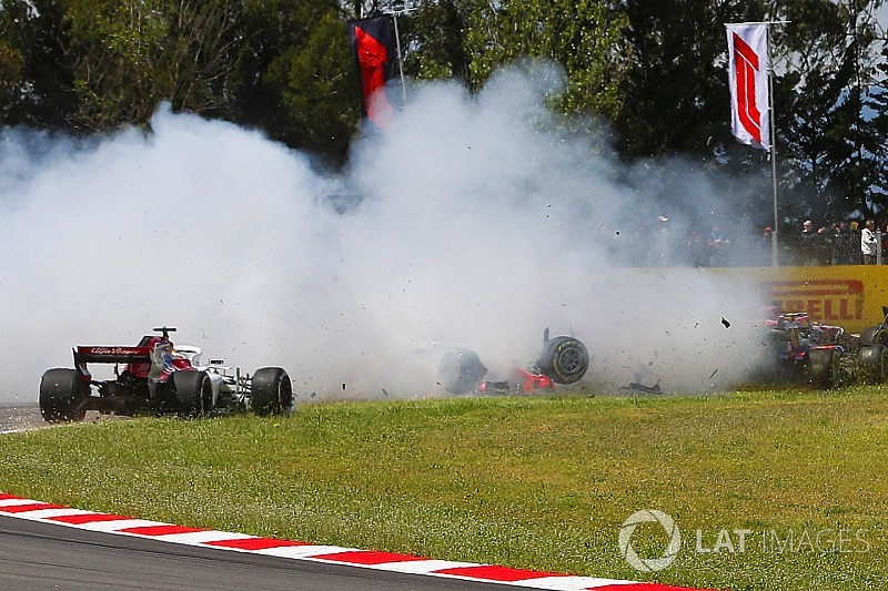 Grosjean recibe tres puestos de sanción para la parrilla de Mónaco