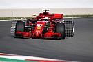 A Ferrari megtartotta az illegális halós tükrét: óriási mérőműszerek az SF71H-n