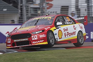 Supercars Qualifying report Townsville Supercars: McLaughlin takes eighth season pole