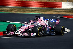 Force India acabó 2018